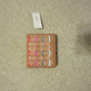 Fossil small wallet RFID NEW